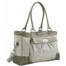 Quinny Q Design Changing Bag Light Sand BNWT