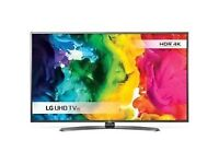 """55""""lg 4k smart tv ,£620,price is negotiable and guarantee,need quick sale."""