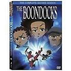 The Boondocks DVDs