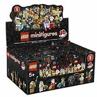 LEGO SERIES 8 FACTORY SEALED CASE $600