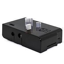 Raspberry Pi Case Black