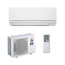 Mitsubishi Electric Air Con MSZ-SF50VE Wall Mounted (5.0kW / 17000Btu) Inverter Heat Pump 240V~50Hz