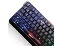 Elegiant K70 Backlight Gaming Keyboard