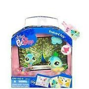 Littlest Pet Shop Peacock