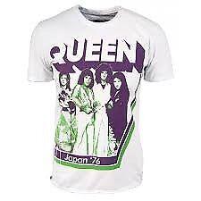 Queen Japan 76 Amplified T Shirt
