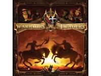 Warriors and Traders Board Game