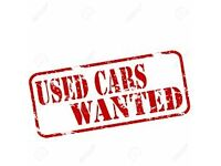 wanted spares or repairs cars car moved for no fee cash for your spares or repairs