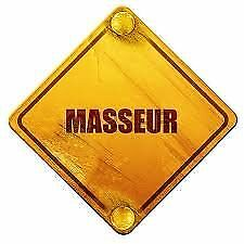 Athletic Masseur
