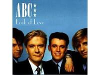 3 tickets for ABC at the cliffs pavillion on wed 2nd november