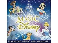 disney cd sealed