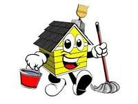 Domestic cleaner required @ £9 per hour