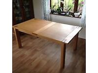 M & S Sonoma Solid Wood Kitchen Table Chairs and Bench