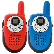 Digitech 80 Channel UHF Walkie Talkie set Midvale Mundaring Area Preview