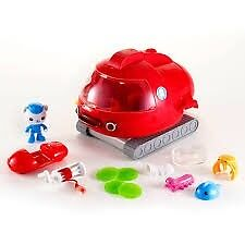 Octonauts Gup X Shoot and Rescue Vehicle – Used