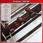 THE BEATLES - 1962-1966 RED ALBUM (LP)