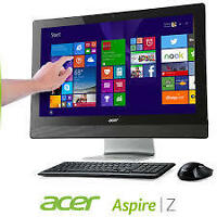 """Acer Aspire Z3 All In One, Tactile, Neuf, 24""""/ I7/ 16Go Ram/ 2To"""