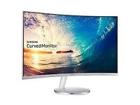 "Samsung 27"" Widescreen *Curved* Monitor"