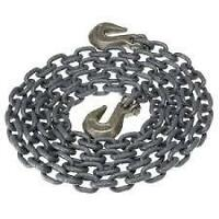 30' of 80 grade chain with hooks