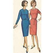 Plus Size Vintage Sewing Patterns