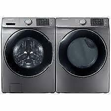 Samsung Grey Washer Dryer Pair (SAM105)