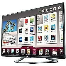 """48""""LG smart tv£280 ONO with guaranteed, only need quick sale."""