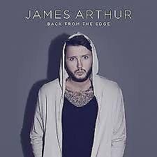 2 x James Arthur Standing Tickets 18/11/2017 - Metro Radio Arena Newcastle