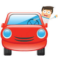 driver 600-1000 cash paid weekly 647-887-9033