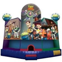$200 hire Toy Story Jumping Castle Mornington Mornington Peninsula Preview