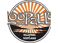 LOOPALLU TICKET SWAP - 1 camping ticket in exchange for non-camping ticket + £15 difference