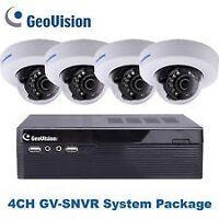 Geovision IP surveillance system