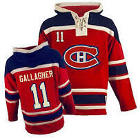 New Gallagher Canadiens Jersey Sweater