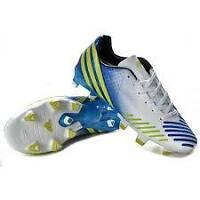 Addidas Soccer Shoes -- Youth Size 4