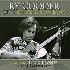 LP gebruikt - Ry Cooder &  The Chicken Skin Band - Liv..