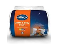 Silentnight 4.5 Tog Quilt Single bed