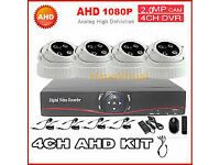 surveillance cctv camera kit ahd