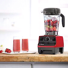 Vitamix 6500 in Red.  New ( Display)