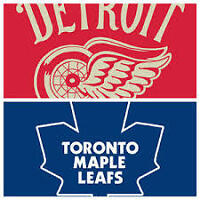 Maple Leafs vs Red Wings - Oct 9 (Home opener)