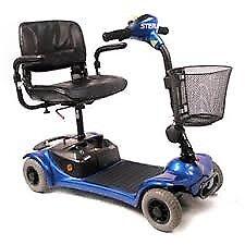 Sterling Little Gem Mobility Scooter