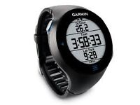 **MINT CONDITION** GARMIN FORERUNNER 610 GPS TOUCHSCREEN RUNNING WATCH