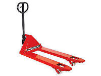 Pallet truck WANTED - 2 ton or larger incl All Terrain one