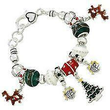 Christmas Bracelet | eBay