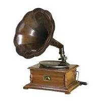 Gramophones repaired