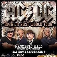 LOOKING FOR AC/DC TICKETS