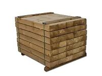 Fencing Fence Posts Boards Rails Sleepers Carcassing - Can Deliver*