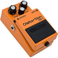 Boss DS-1 Distortion Pedal for sale: brand new, never been used