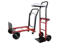 Folding Platform Trolley & Sack Truck