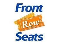Russell Brand Tickets x5 FRONT ROW SEATS Southend Cliffs Pavilion Wed 22nd Nov £75 each