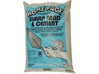 Sharp Sand & Cement 10Kg