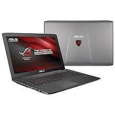 "Asus ROG GL752VW-RH71-CB Gaming 17.3"" Notebook/ Windows 10"