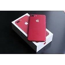 iPhone 7 Plus 128gb limited edition Red